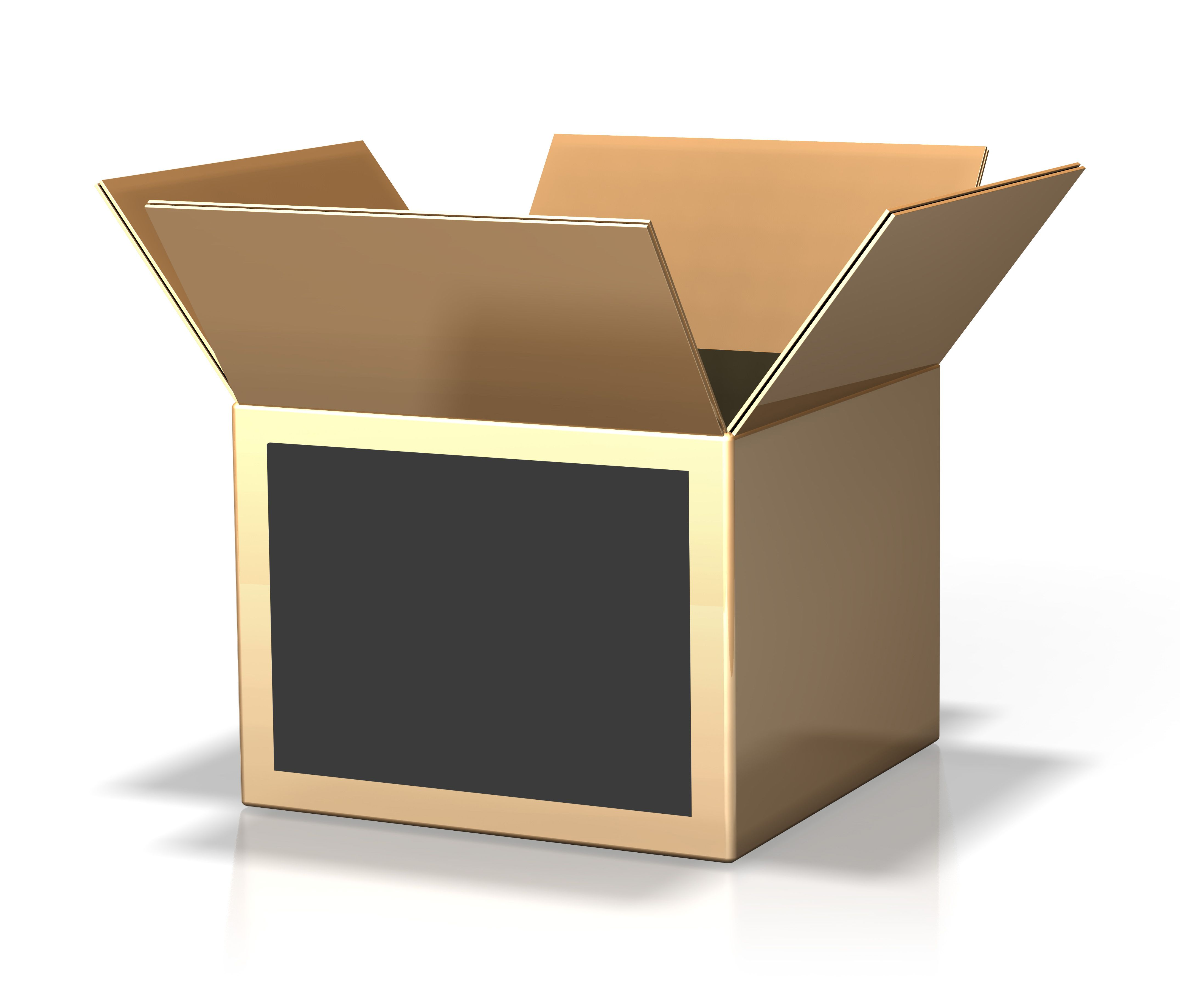 Open Cardboard Box Png Images Pictures Cardboard Box Cardboard Box