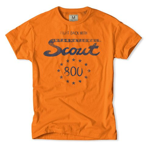 276b48c77d0 International Scout 800 T-Shirt