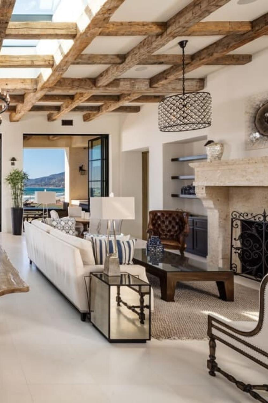 Modern Tuscan Living Room : modern, tuscan, living, Malibu, Above, Beach!, Tuscan, Living, Rooms,, Mediterranean, Interior, Design,, Beach, House, Decor