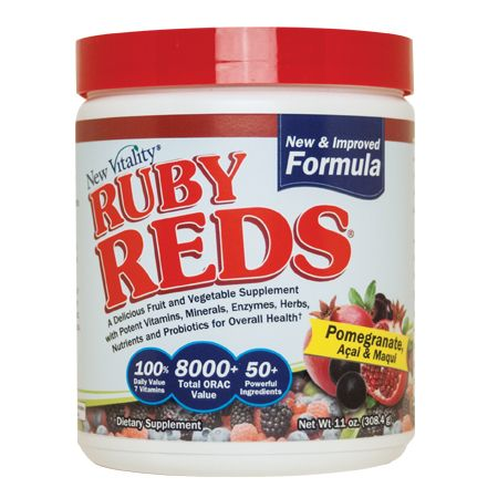 Superfood Supplement | Multivitamin Drink Mix | Ruby Reds