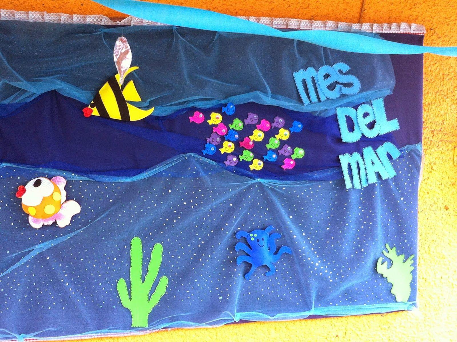 Jard n infantil un mundo de amor muestra de decoraci n for Decoracion verano jardin infantil