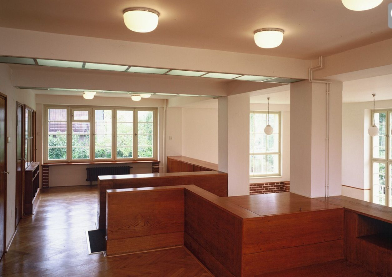Adolf Loos Villa Winternitz In Prague Czech Republic 1932  # Adolf Loos Muebles