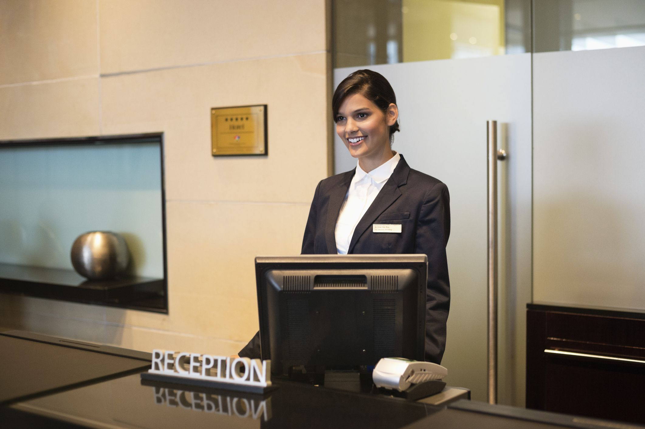 List Of Restaurant Hotel And Other Hospitality Industry Job Titles Hotel Reception Hotel Jobs Hospitality Industry