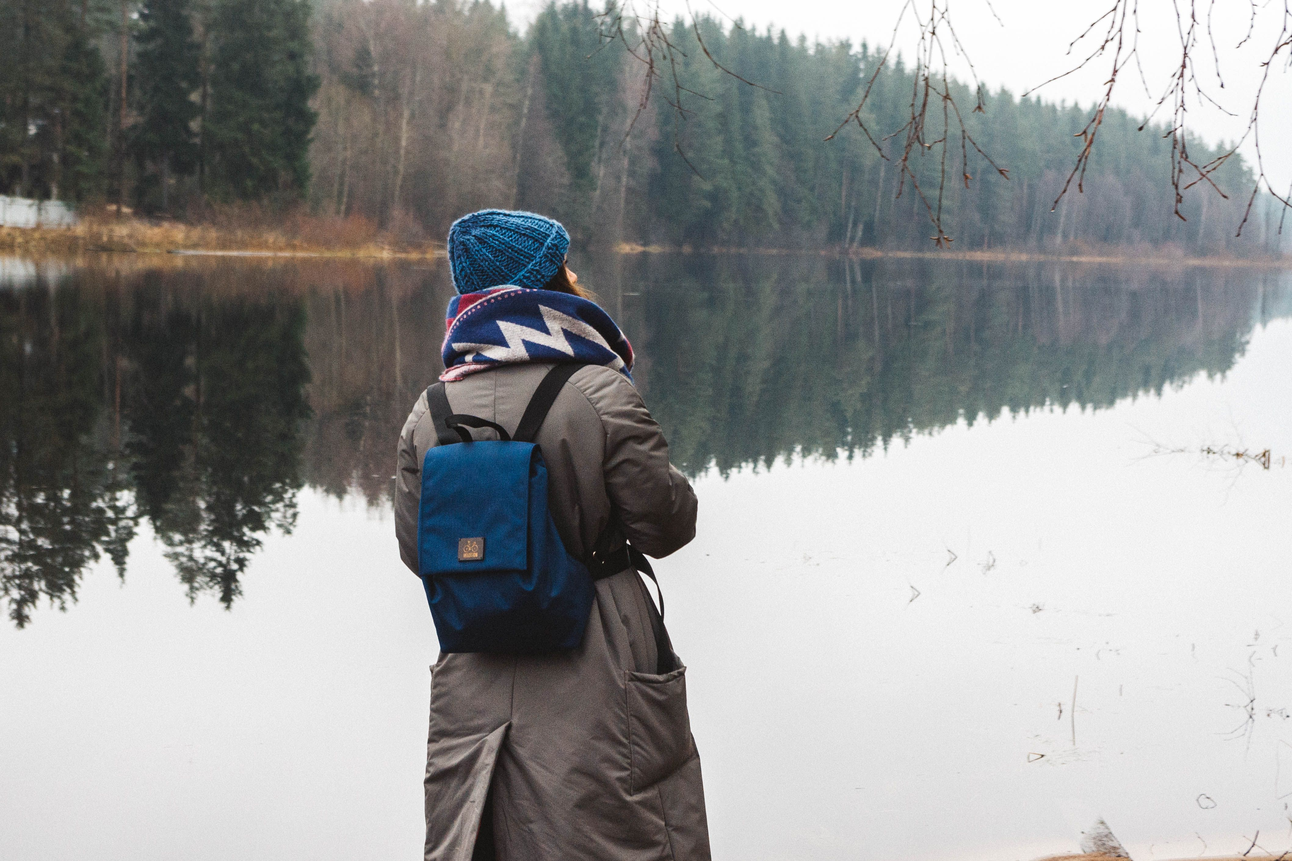 Clean design and durable fabric VelottonLummiBackpack