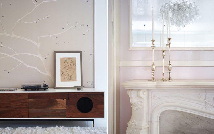 Gwyneth Paltrow's Tribeca NYC apartment