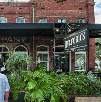 Belford S Seafood And Steaks Restaurant In Savannah Ga Experience Fine Dining At A Historic Steak House Local Steakhouse