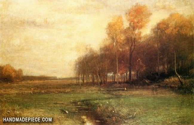 Fall Landscape in 2018 FALL Pinterest Landscape, Painting and