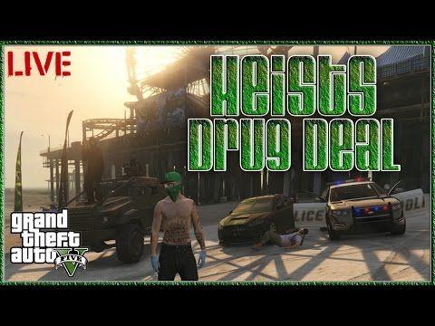 gta 5 online heist gameplay