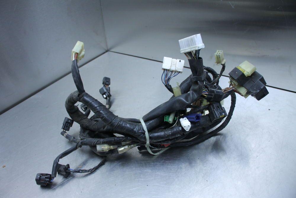 99 00 1999 2000 YAMAHA YZF R6 Main Engine Wiring Harness Loom 2 plug