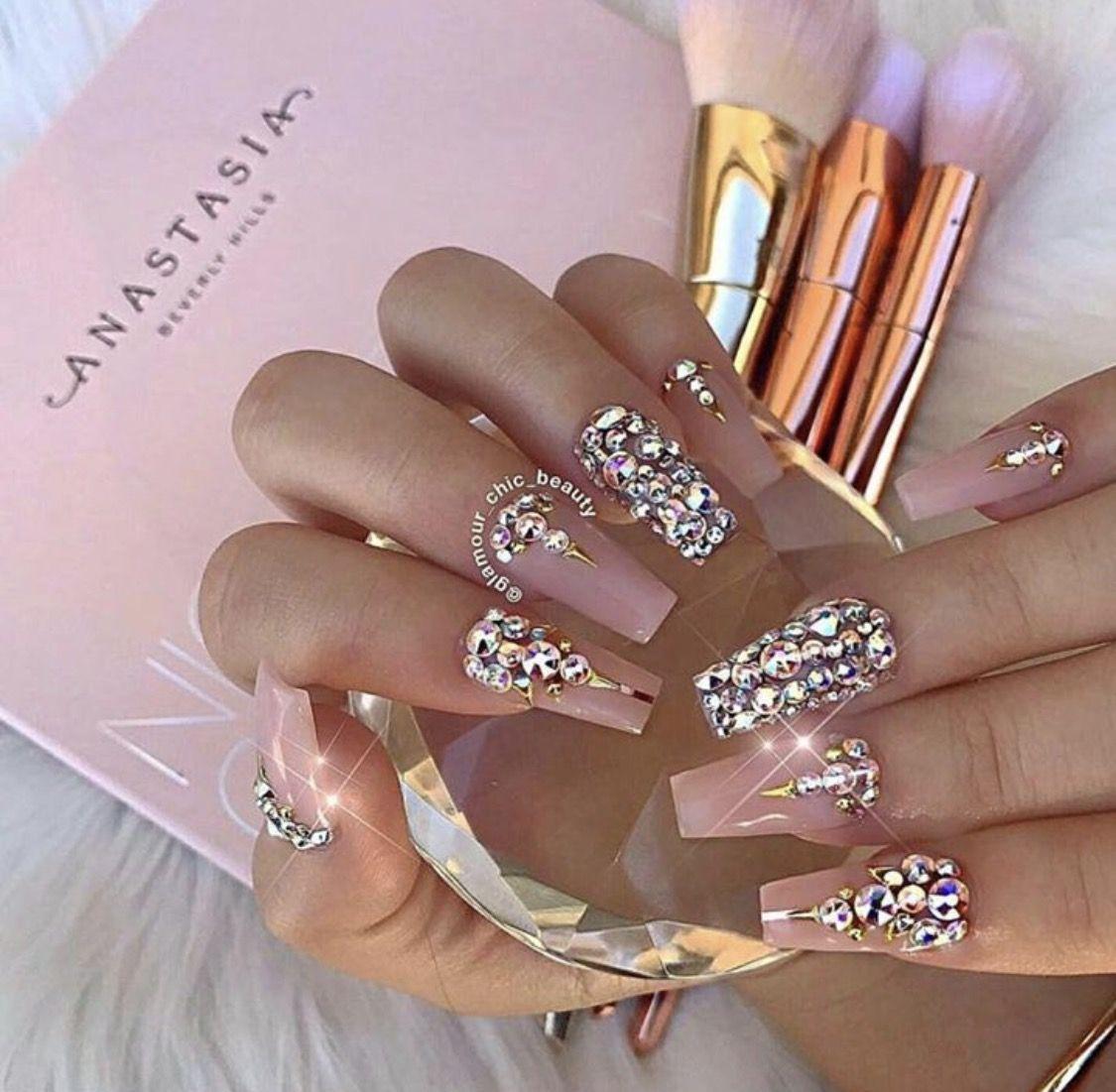 Pin von Janelle Bourda auf Nails!   Pinterest