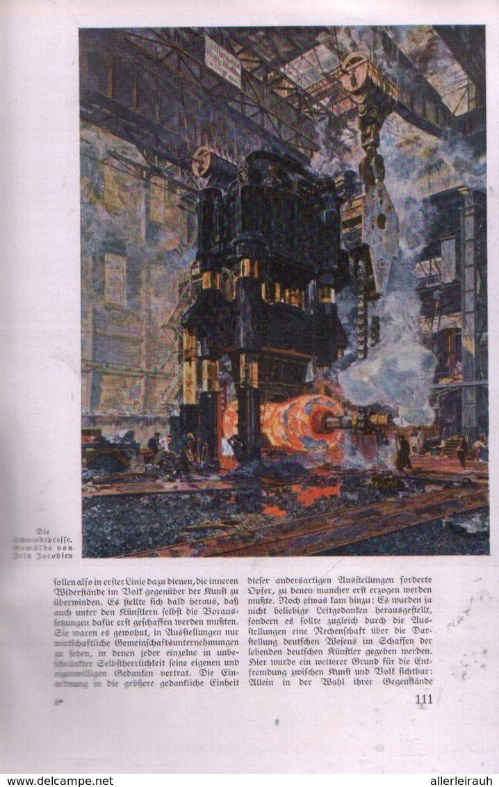 Lob Der Arbeit Artikel Entnommen Aus Zeitschrift 1937 Artikelnummer 596998549 Zeitschriften Comic Und Bucher
