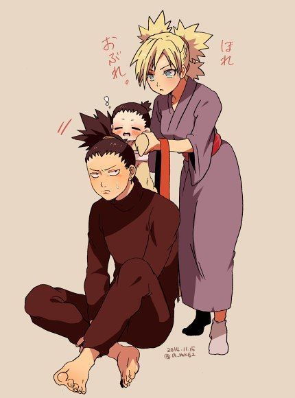 Images of Naruto Shikamaru Time Travel Fanfiction - #rock-cafe