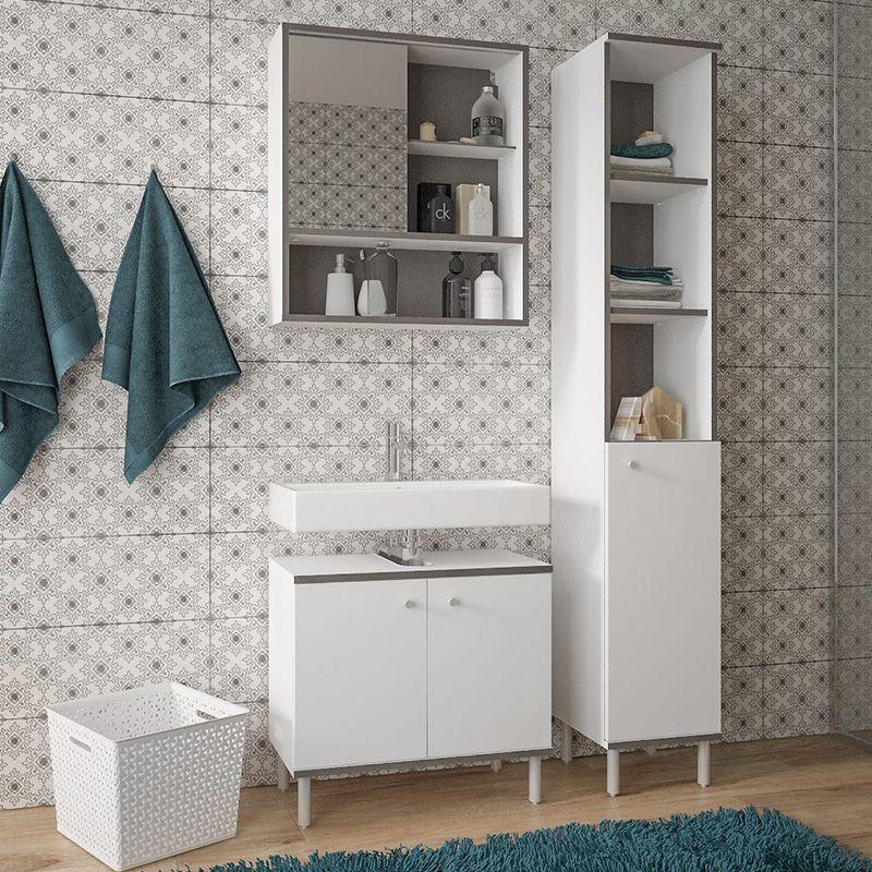 Recouvrir Carrelage Salle De Bain | Carrelage salle de bain, Meuble salle de bain, Salle de bain ...