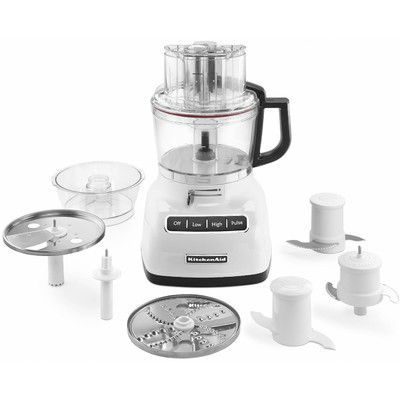 Kitchenaid 9 Cup Food Processor With Exactslice System And