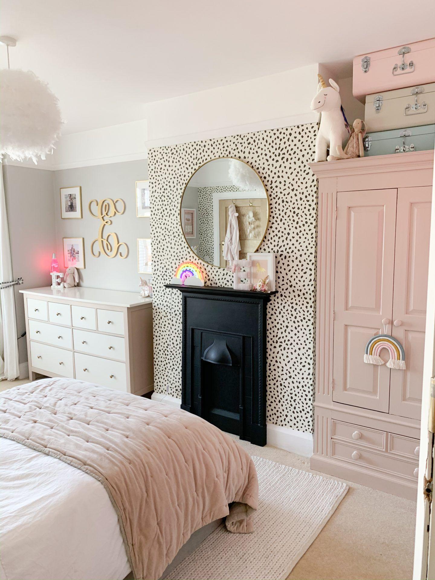 A Girl Power Bedroom