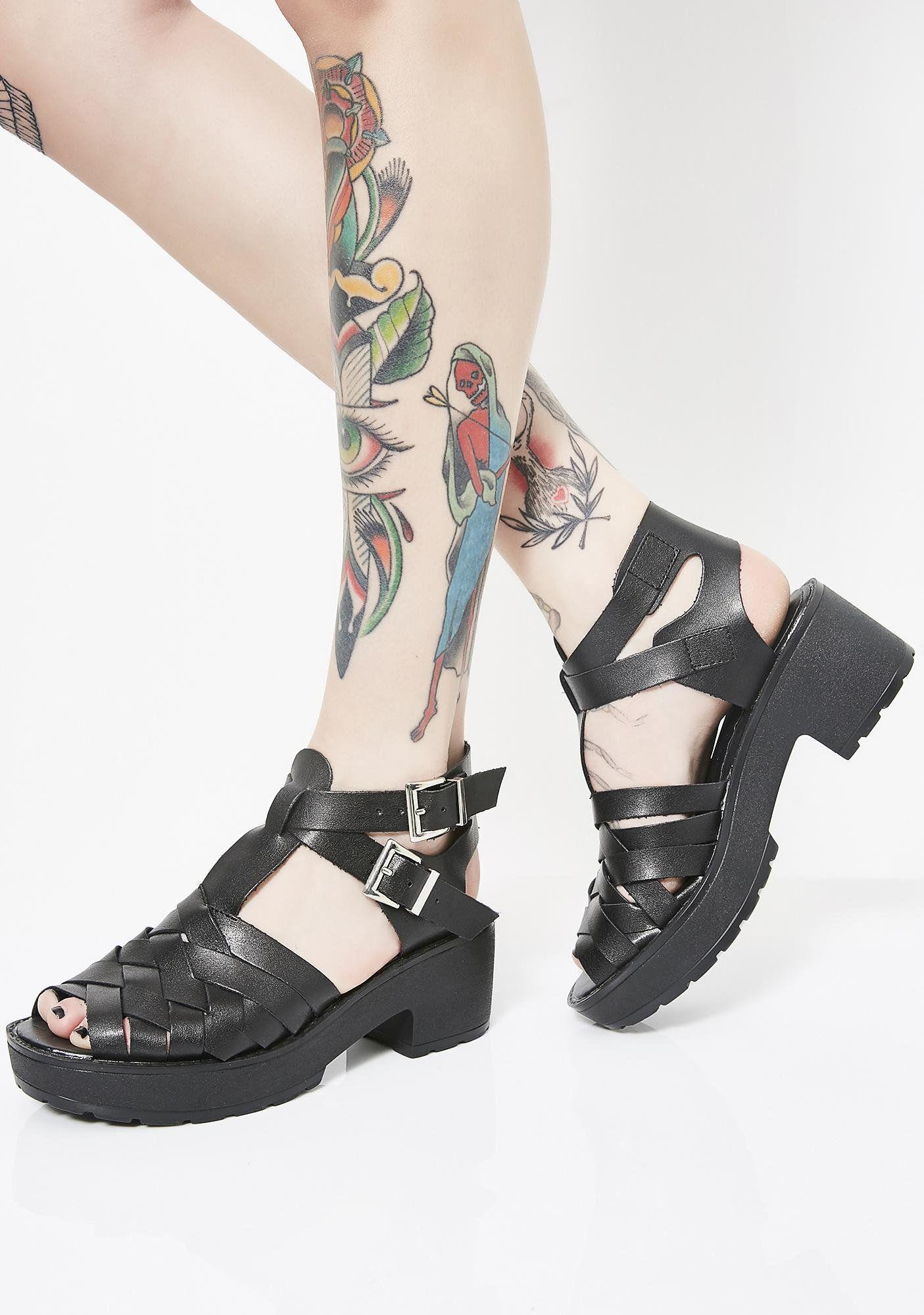 5bb9a96a46382 Swish Swish Woven Sandals