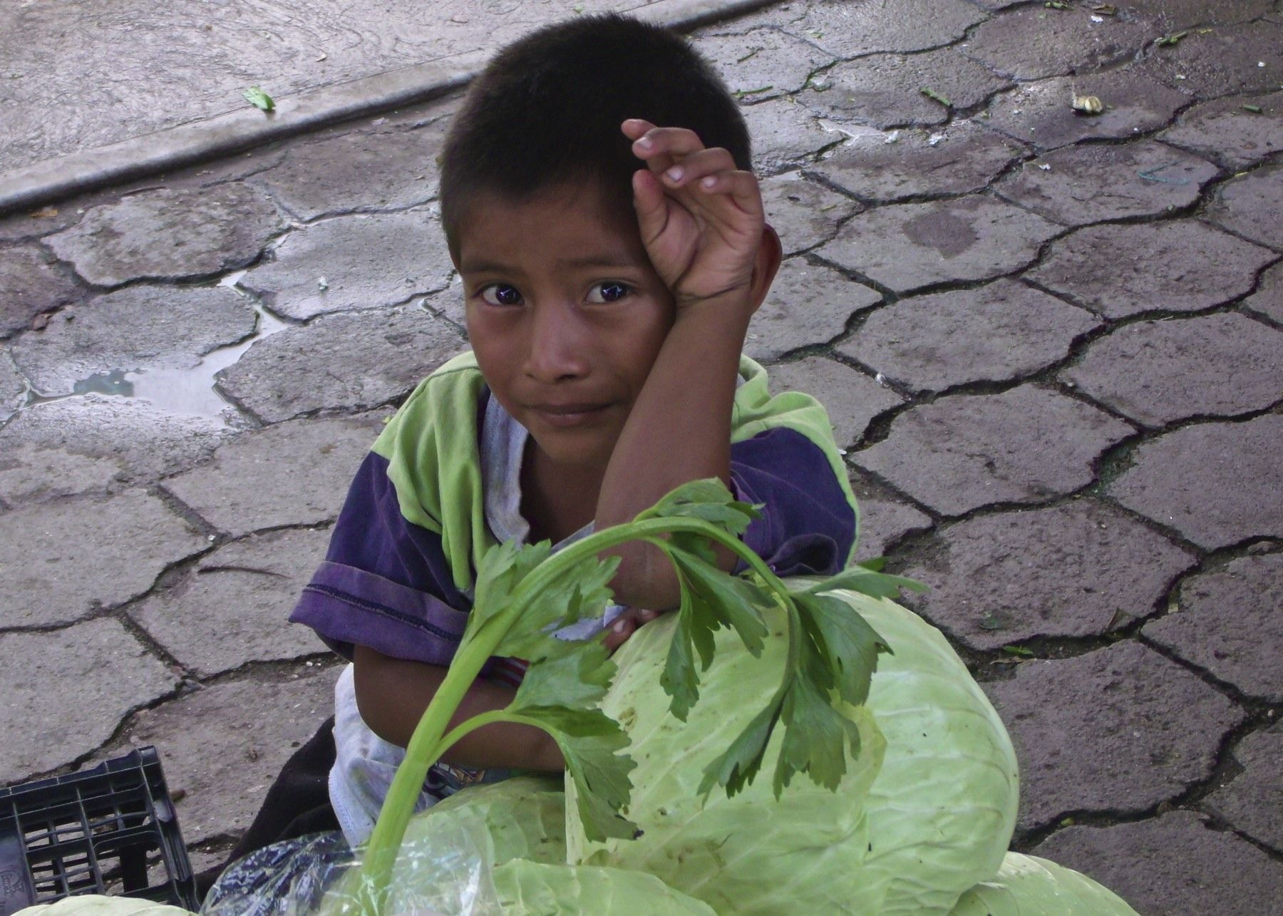 At local market in Monjas Jalapa Guatemala Guatemala Guatemalan Trip