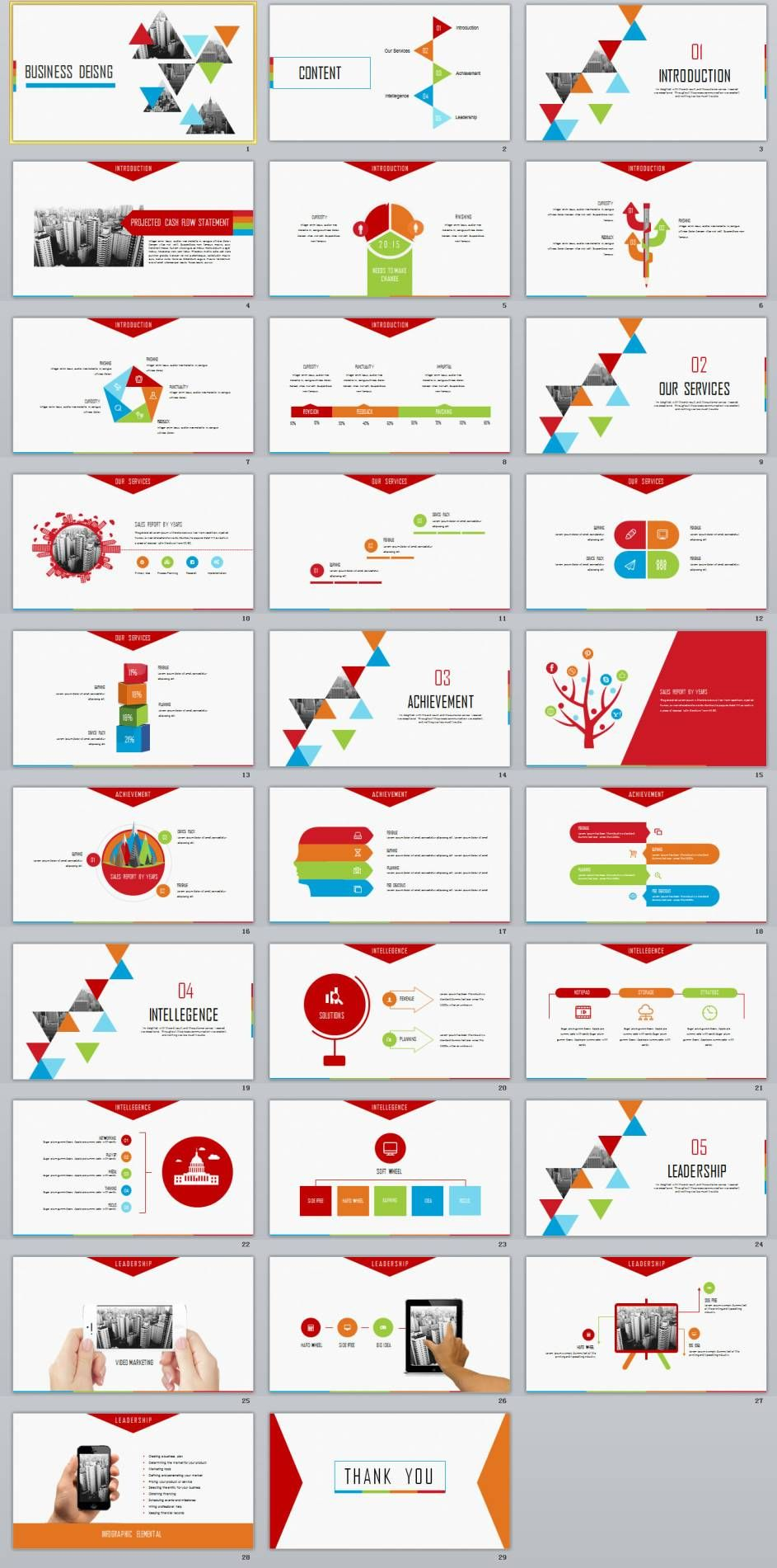 29 best business infographics design powerpoint templates toneelgroepblik Choice Image
