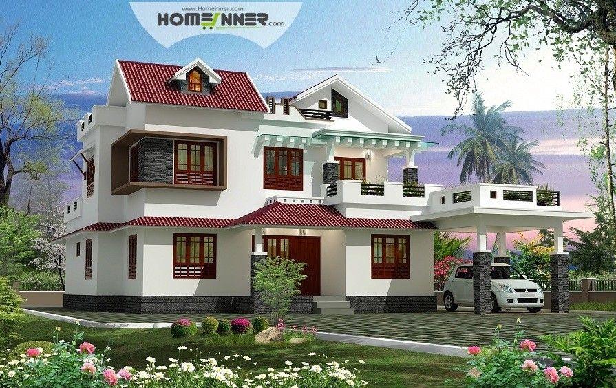 South Indian Simple House Design - valoblogi com