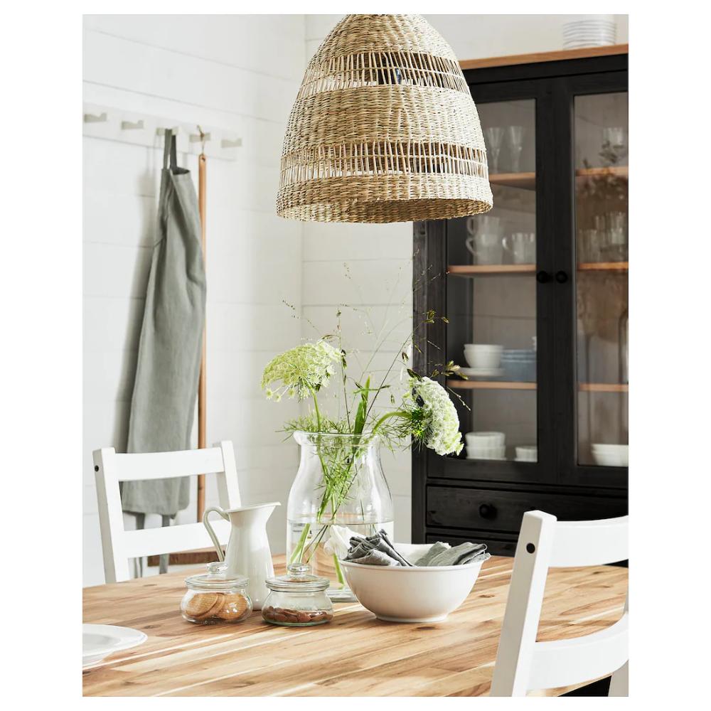 Torared Pendant Lamp Shade Seagrass 14 36 Cm En 2020 Abat