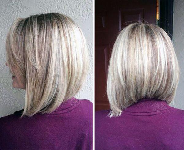 Saçlarda Bob Ve Lob Kesim Modası Par Hair Hair Styles și Hair Cuts