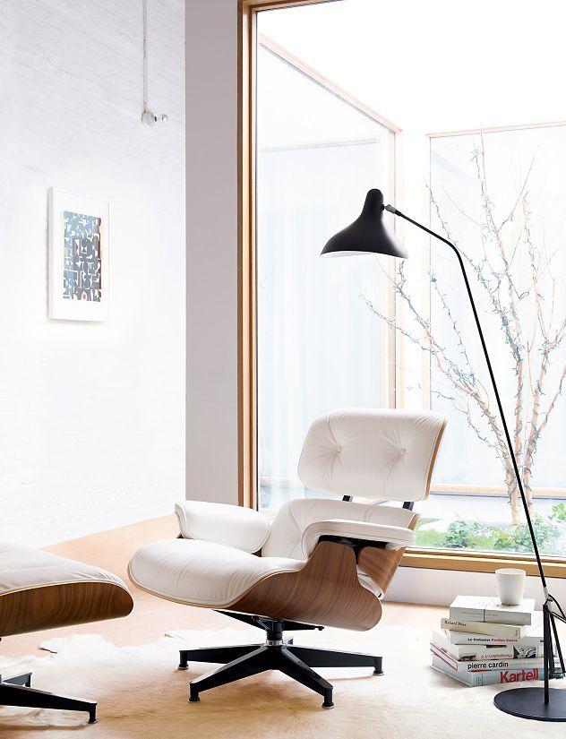 Mantis Bs1 B Floor Lamp Design Within Reach In 2020 Floor Lamp Design Eames Lounge Chair Lounge Chair Design