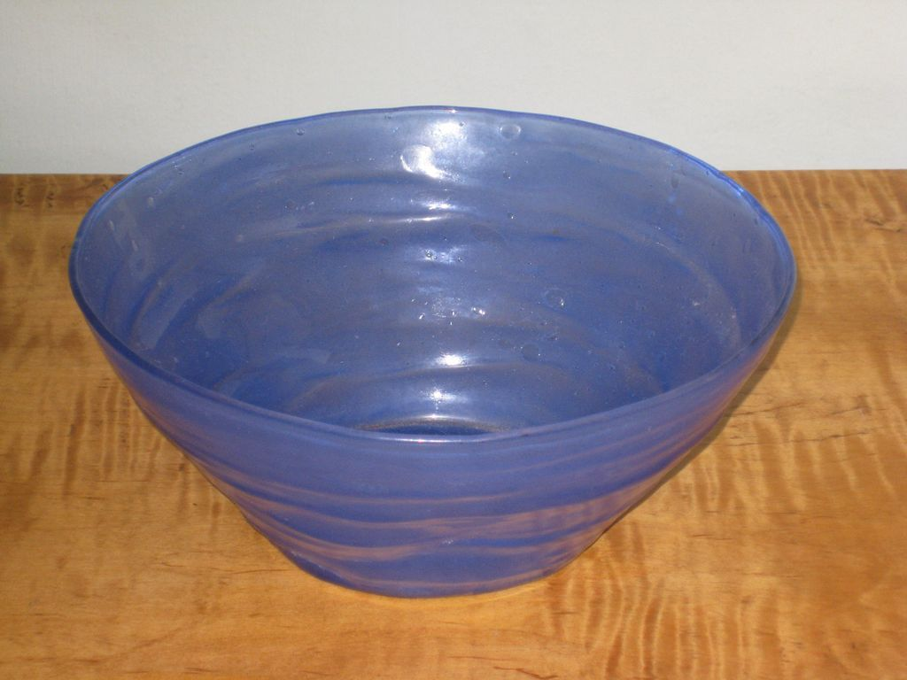 Consolidated Catalonian Flared Bowl – Reuben Blue