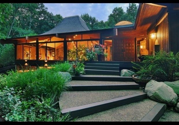 Zen Homes pagoda, temple and zen homes: 10 mansions inspiredasia