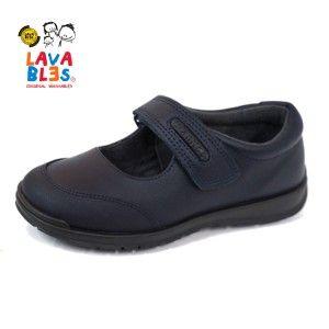 Zapatos azul marino Titanitos para hombre Xf0mts