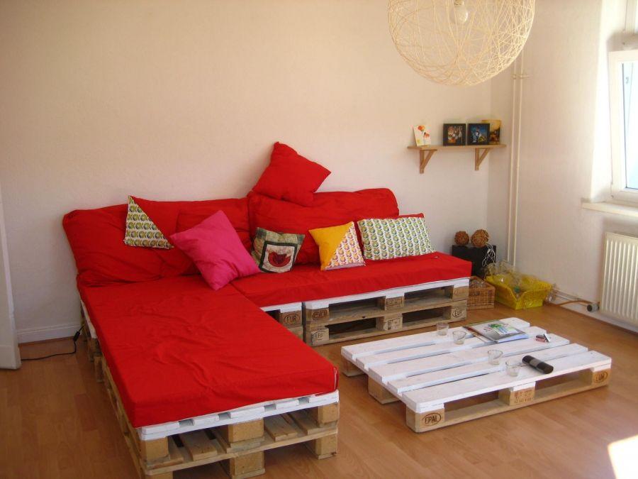 palettensofa diy in 2019 diy furniture pallet. Black Bedroom Furniture Sets. Home Design Ideas