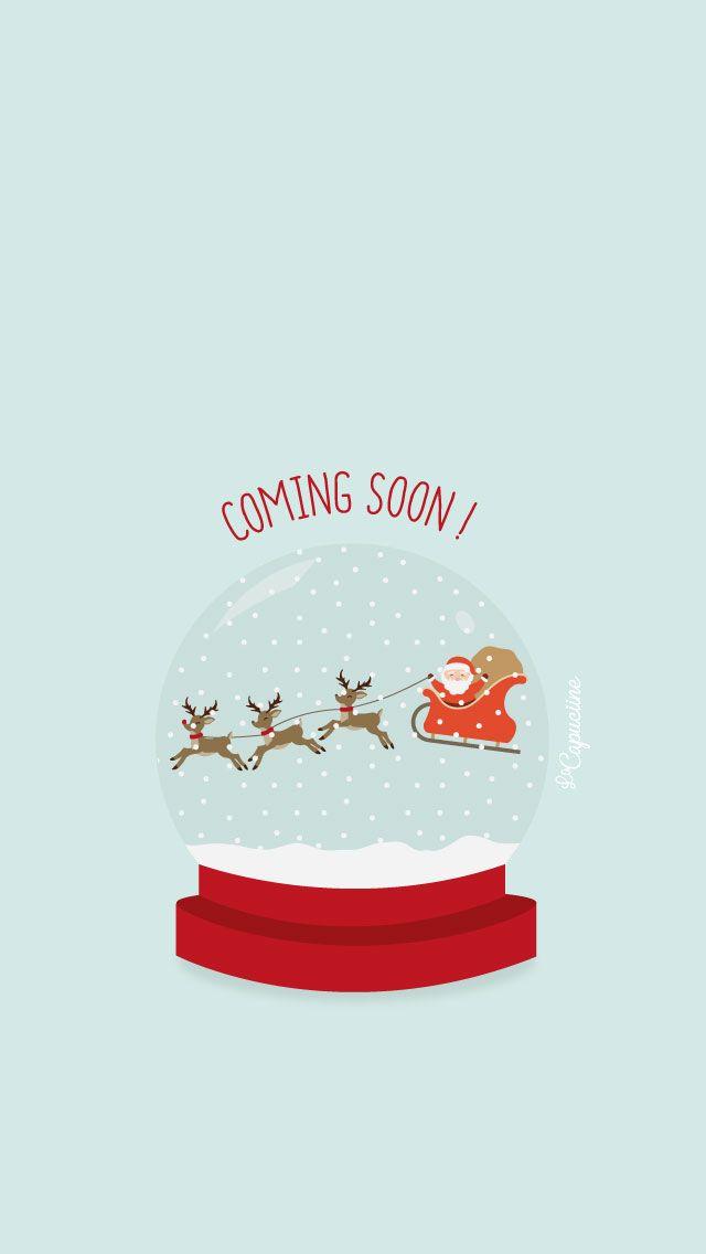 Fond d'écran - Boule de Noël #decembrefondecran