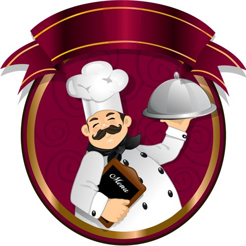 Become A Cooking Expert Cooking Logo Cartoon Chef Food Gallery