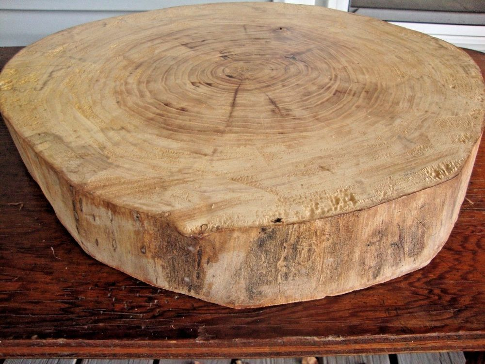 Pin On Natural Wood Slices Wedding Cake Stand