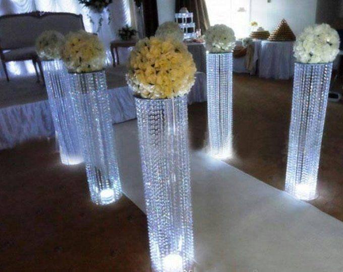 Chandelier Aisle Runner for wedding, Aisle decor , Aisle markers
