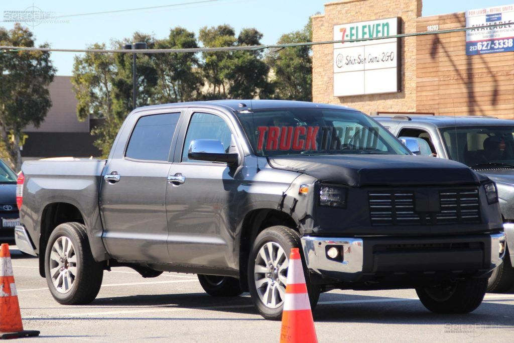 2019 Toyota Tundra Redesign Rumors Sel Price Release Date News Pertaining To