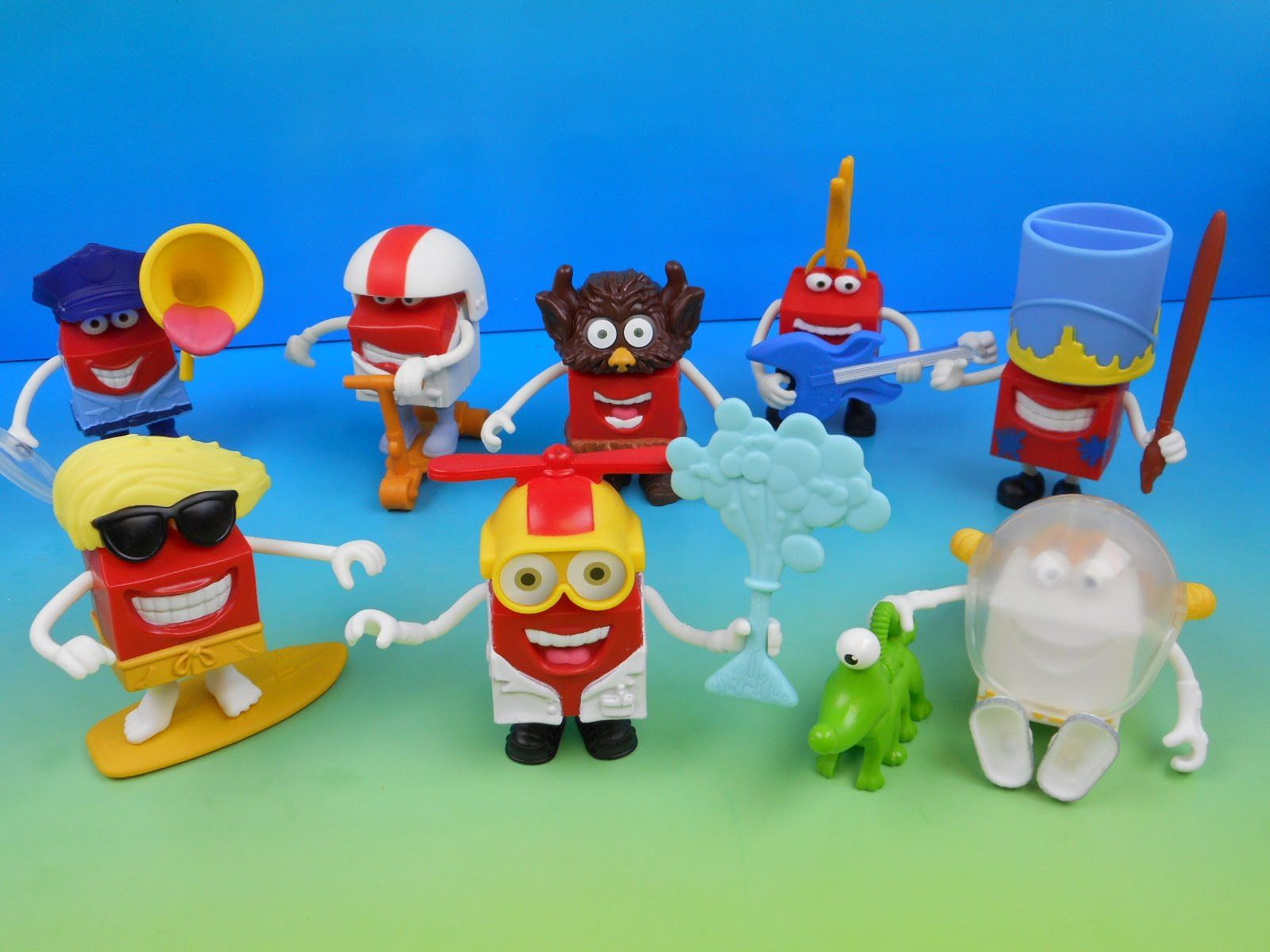 Mc Toy Review