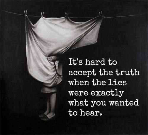 accept the truth quotes