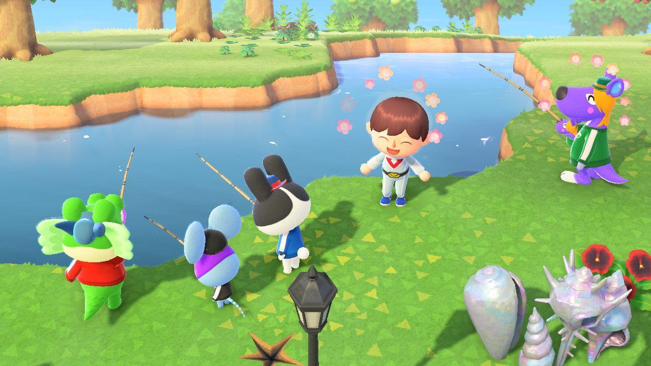 25fef0ed9e3a98ebccaf40b110ffe7bb - How To Get Fishing Pole In Animal Crossing New Leaf