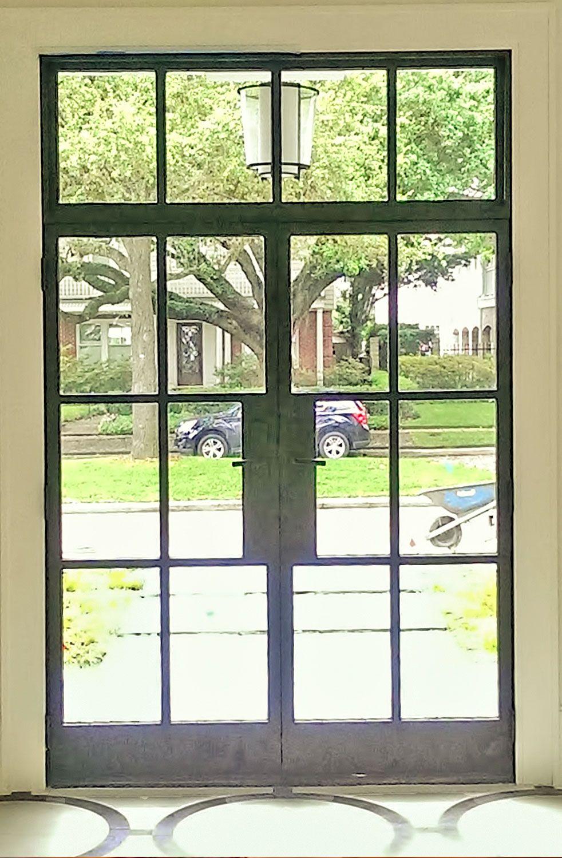 Luxury Line Steel Windows Doors Texas Florida Cantera