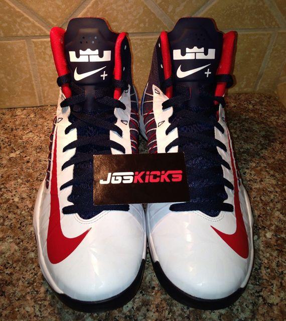 quality design d454c ed9d8 Nike Hyperdunk 2012- LeBron James
