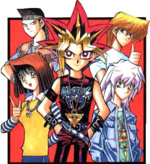 yugioh manga tv tropes miscellaneous pinterest