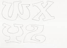 letras foamy moldes - Buscar con Google