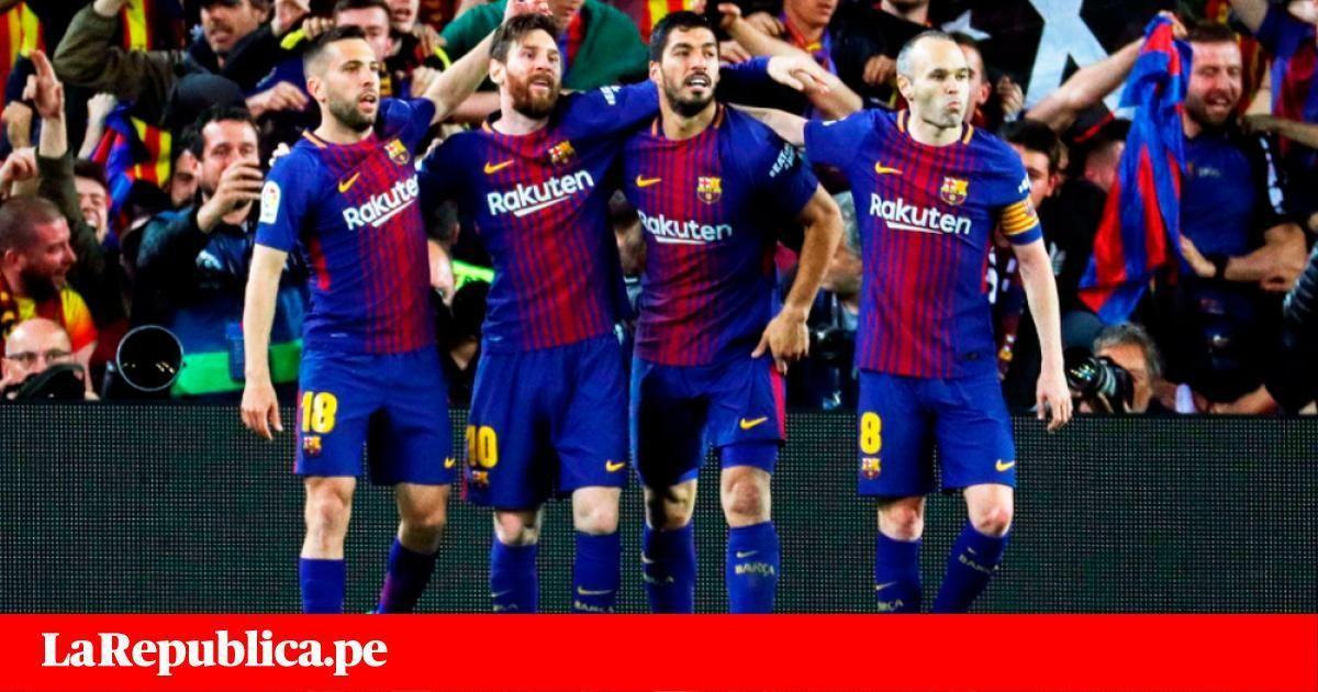 Barcelona vs Villarreal EN VIVO Y EN DIRECTO por DIRECTV 'Culés' ganan 3-