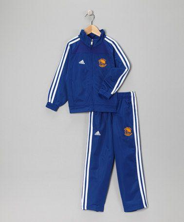 7fc50ec0938 Boys Golden State Warrior Track suit...