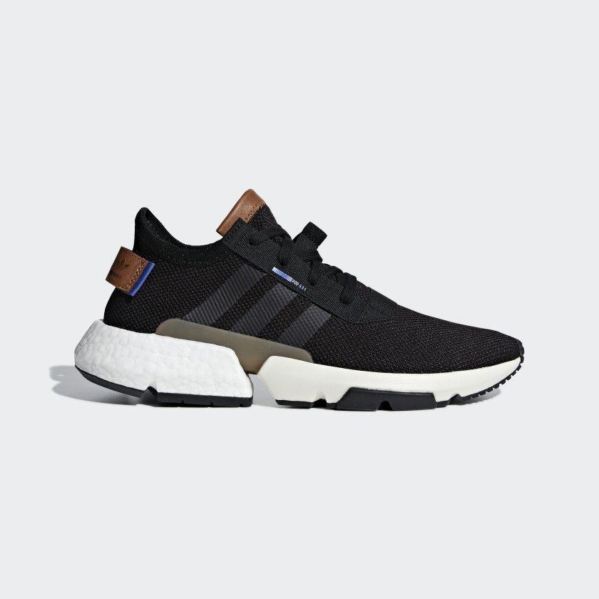 POD S3.1 Shoes Core Black Night Grey Timber G54741 (avec