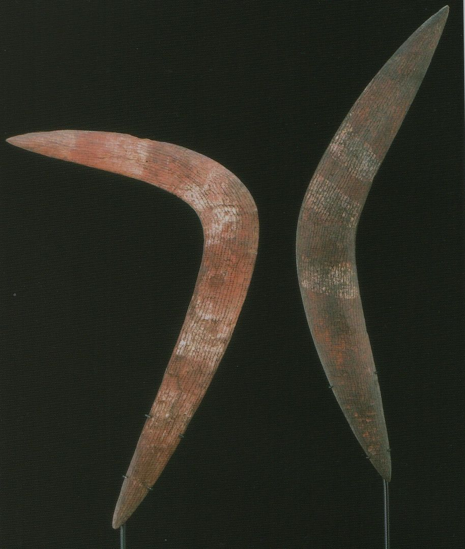 Boomerang-WA-Kimberley | Aboriginal Weapons | Pinterest