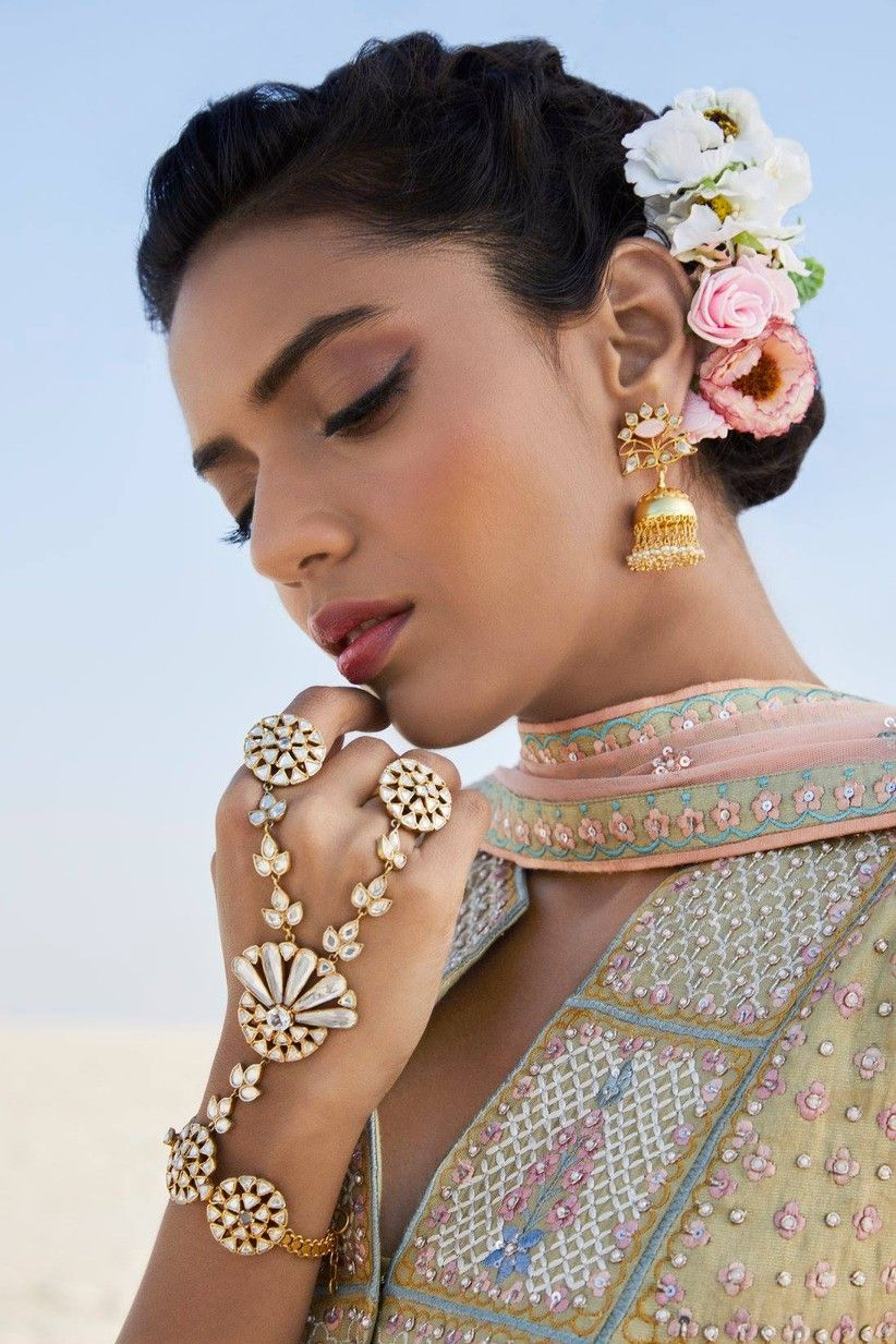These Simple Wedding Hairstyles Will Make You Look like a True Diva, Effortlessly! | Indian ...