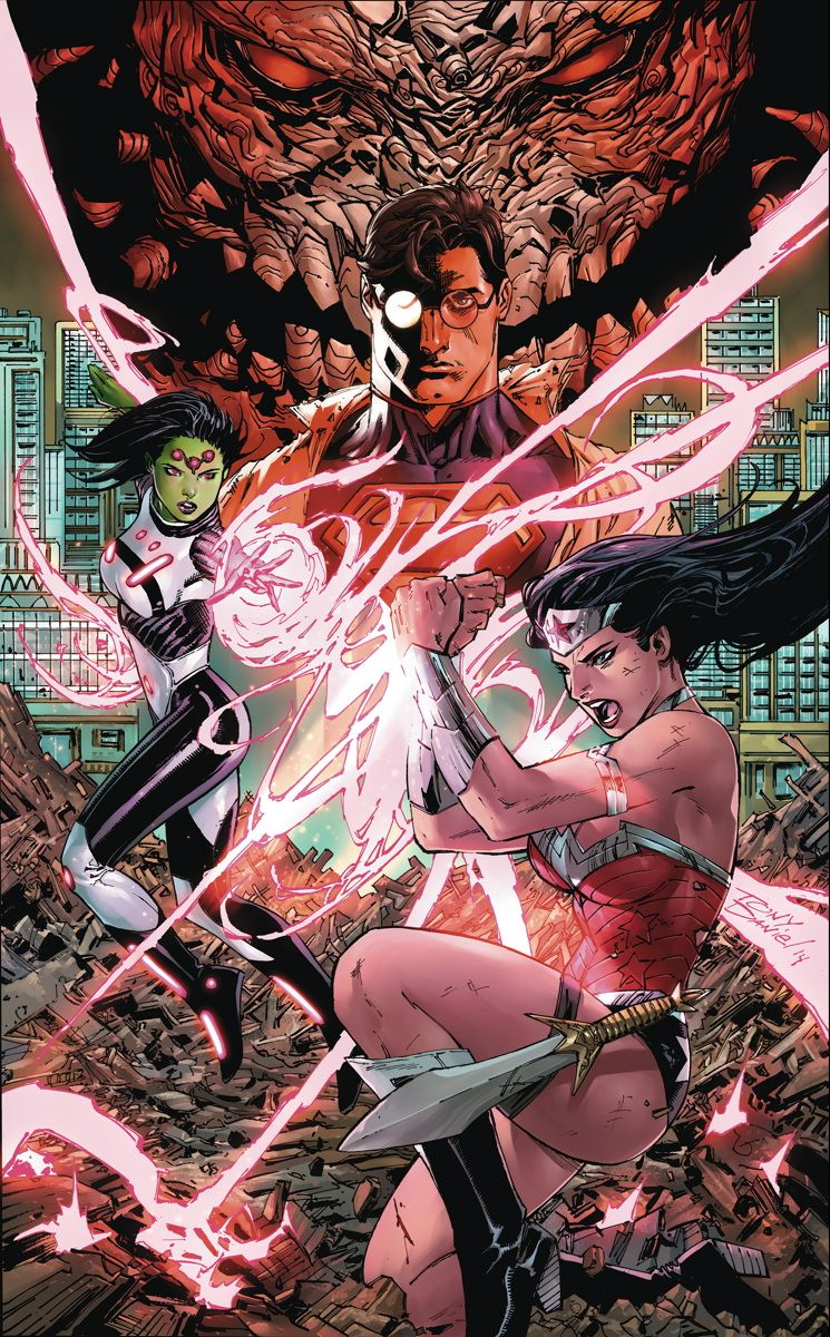 Supermanwonder woman 10 by tony s daniel dc 3 4 5 6 7 twelfth level intellect lois lane uses all her new psi power against the god of war diana in the ultimate showdown and superman must go up against the altavistaventures Choice Image