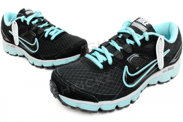 NIKE Women's Dual Fusion ST 407847 011 Black / Neutral Grey / Copa The Nike  Dual Fusion Shoe: Great blend of stability and support Featuring plush ...