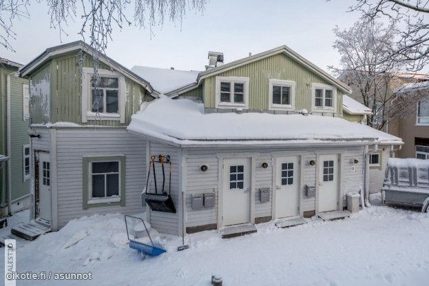 55m² Erämiehenkatu 12, 33250 Tampere Puutalo-osake yksiö myynnissä | Oikotie 10062621